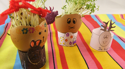 make your own egg cup