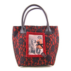 "Lace Handbag ""Lil' Lady In Red"""