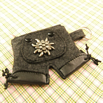 Purse Lederhoserl