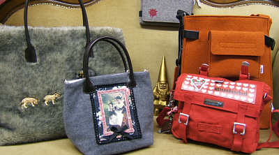 handmade handbags, mesanger bag, shop in Salzburg, Austria