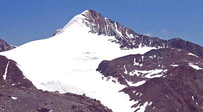 Similaun glacier