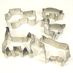 Farm Life Cookie Cutter Set