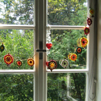 cheap pattern tree bunting