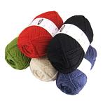 yarn sheep wool many colours
