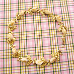 Golden Bavarian Bracelet