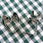 Biscuit Cutter Shoe and Dress