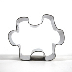 puzzle jigsaw cookie cutter