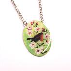 Robin bird costume jewellery