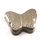 exceptional cake tin for ckaes in butterfly shape